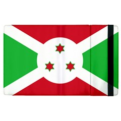 Flag Of Burundi Apple Ipad Pro 9 7   Flip Case
