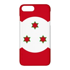 Flag Of Burundi Apple Iphone 7 Plus Hardshell Case