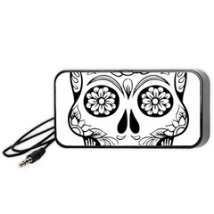 Sugar Skull Portable Speaker