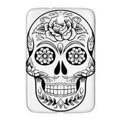 Sugar Skull Samsung Galaxy Note 8 0 N5100 Hardshell Case
