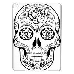 Sugar Skull Ipad Air Hardshell Cases