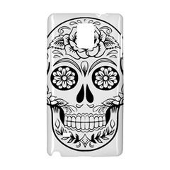 Sugar Skull Samsung Galaxy Note 4 Hardshell Case