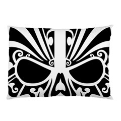 Tribal Sugar Skull Pillow Case