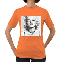 Blonde Bombshell Women s Dark T Shirt