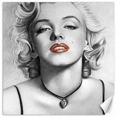 Blonde Bombshell Canvas 12  X 12