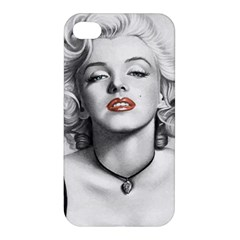 Blonde Bombshell Apple Iphone 4/4s Premium Hardshell Case