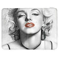 Blonde Bombshell Samsung Galaxy Tab 7  P1000 Flip Case