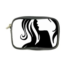 Long Haired Sexy Woman  Coin Purse