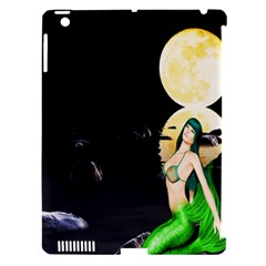 Sexy Mermaid In The Moonlight Apple Ipad 3/4 Hardshell Case (compatible With Smart Cover) by sherylchapmanphotography