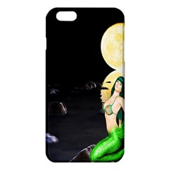Sexy Mermaid In The Moonlight Iphone 6 Plus/6s Plus Tpu Case