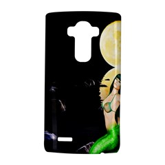 Sexy Mermaid In The Moonlight Lg G4 Hardshell Case