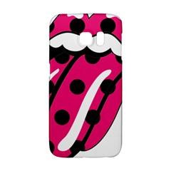 Pink Tongue Galaxy S6 Edge