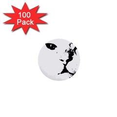 Cat 1  Mini Buttons (100 Pack)