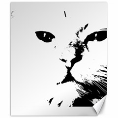 Cat Canvas 20  X 24