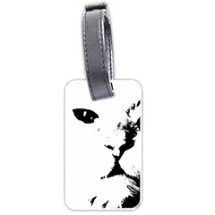 Cat Luggage Tags (two Sides)