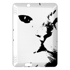 Cat Kindle Fire Hdx Hardshell Case