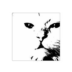 Cat Satin Bandana Scarf