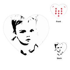 Cupid s Heart Playing Cards (heart)