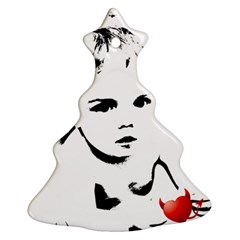 Cupid s Heart Ornament (christmas Tree)