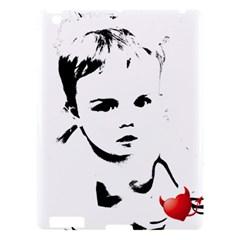 Cupid s Heart Apple Ipad 3/4 Hardshell Case