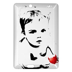 Cupid s Heart Amazon Kindle Fire Hd (2013) Hardshell Case