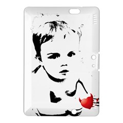 Cupid s Heart Kindle Fire Hdx 8 9  Hardshell Case