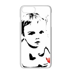Cupid s Heart Apple Iphone 7 Plus Seamless Case (white)