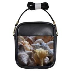 Seashells Girls Sling Bags