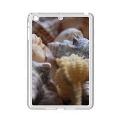 Seashells Ipad Mini 2 Enamel Coated Cases