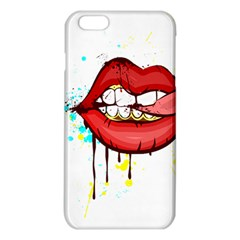 Bit Your Tongue Iphone 6 Plus/6s Plus Tpu Case