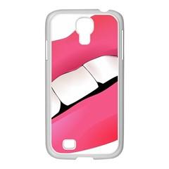 Smile Samsung Galaxy S4 I9500/ I9505 Case (white)