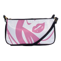 Pinky Shoulder Clutch Bags