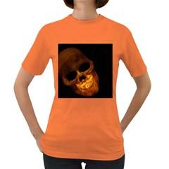 Skull Women s Dark T Shirt