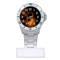 Skull Plastic Nurses Watch