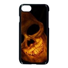 Skull Apple Iphone 7 Seamless Case (black) by sherylchapmanphotography