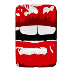 Sexy Mouth  Samsung Galaxy Note 8 0 N5100 Hardshell Case