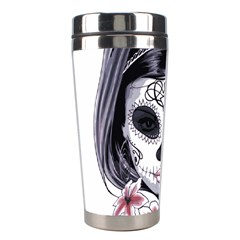 Sugar Skull Stainless Steel Travel Tumblers