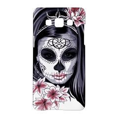 Sugar Skull Samsung Galaxy A5 Hardshell Case