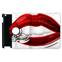 Bite Me Apple Ipad 2 Flip 360 Case
