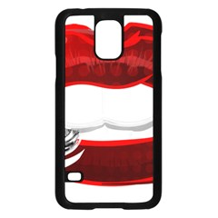 Bite Me Samsung Galaxy S5 Case (black)