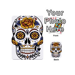 Sugar Skull Playing Cards 54 (mini)