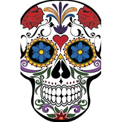 Cranium Sugar Skull 5 5  X 8 5  Notebooks