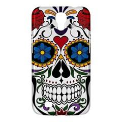 Cranium Sugar Skull Samsung Galaxy Mega 6 3  I9200 Hardshell Case
