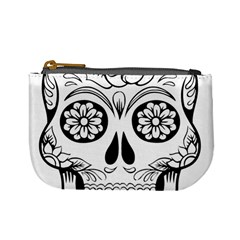 Sugar Skull Mini Coin Purses