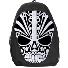 Tribal Sugar Skull Backpack Bag