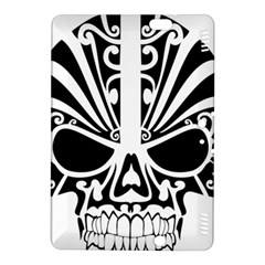 Tribal Sugar Skull Kindle Fire Hdx 8 9  Hardshell Case