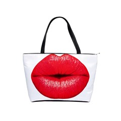 Oooooh Lips Shoulder Handbags