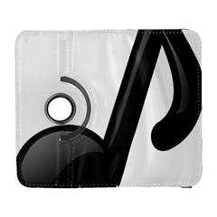 Music Note  Galaxy S3 (flip/folio) by sherylchapmanphotography