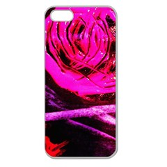 Calligraphy 2 Apple Seamless Iphone 5 Case (clear)