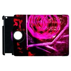 Calligraphy 2 Apple Ipad 3/4 Flip 360 Case